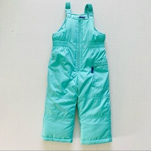 Carter's   @ Overall Bib Snow Pants 3T